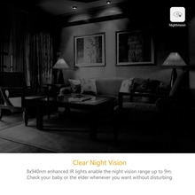 Home Camera Security Surveillance System with Night Vision
