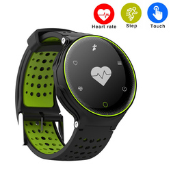NEW X2 sport bluetooth smart band bracelet support waterproof IP68 blood pressure heart rate smartband wristband For IOS Android
