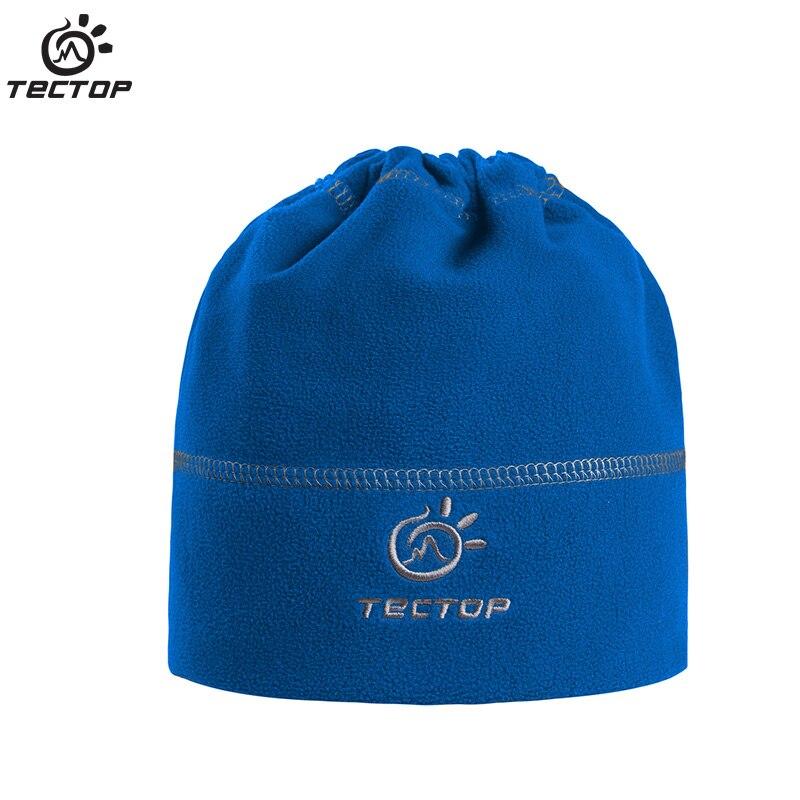 Prix pour Tectop extérieure coupe-vent thermique Randonnée Caps Polaire Chapeau