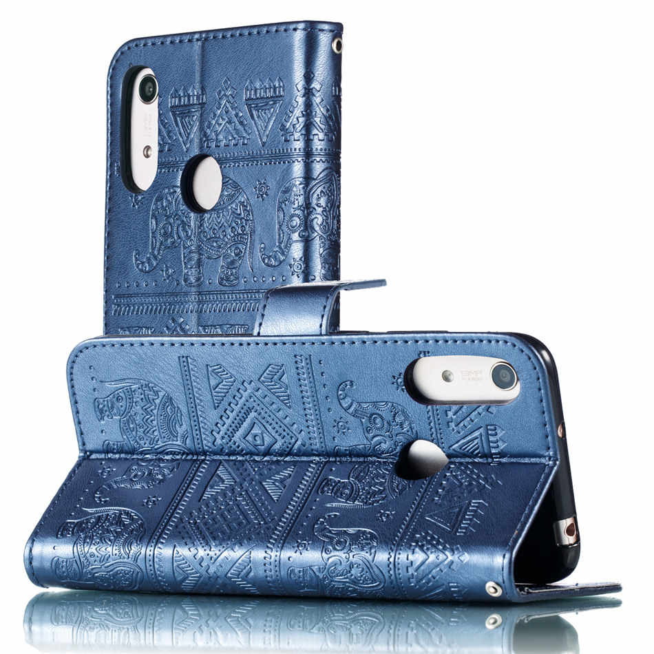 Luxury Flip Phone Case For Samsung Galaxy S10E S9 S8 Plus S7 S6 Edge S5 S4 S3 Note 9 8 Wallet Stand Cover Capa Brand New DP02G