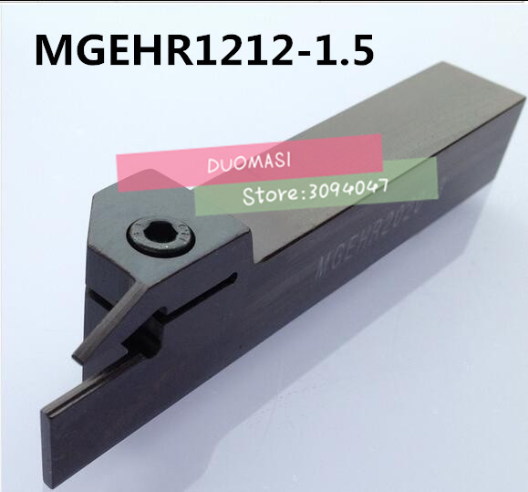 MGEHR1212-1.5 Lathe Turning Tool holder grooving cutting holder for MGMN150-G