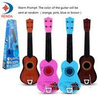 RENDA צבע Ukulele 23 Inch צעצוע חינוכי מעל 3 800264