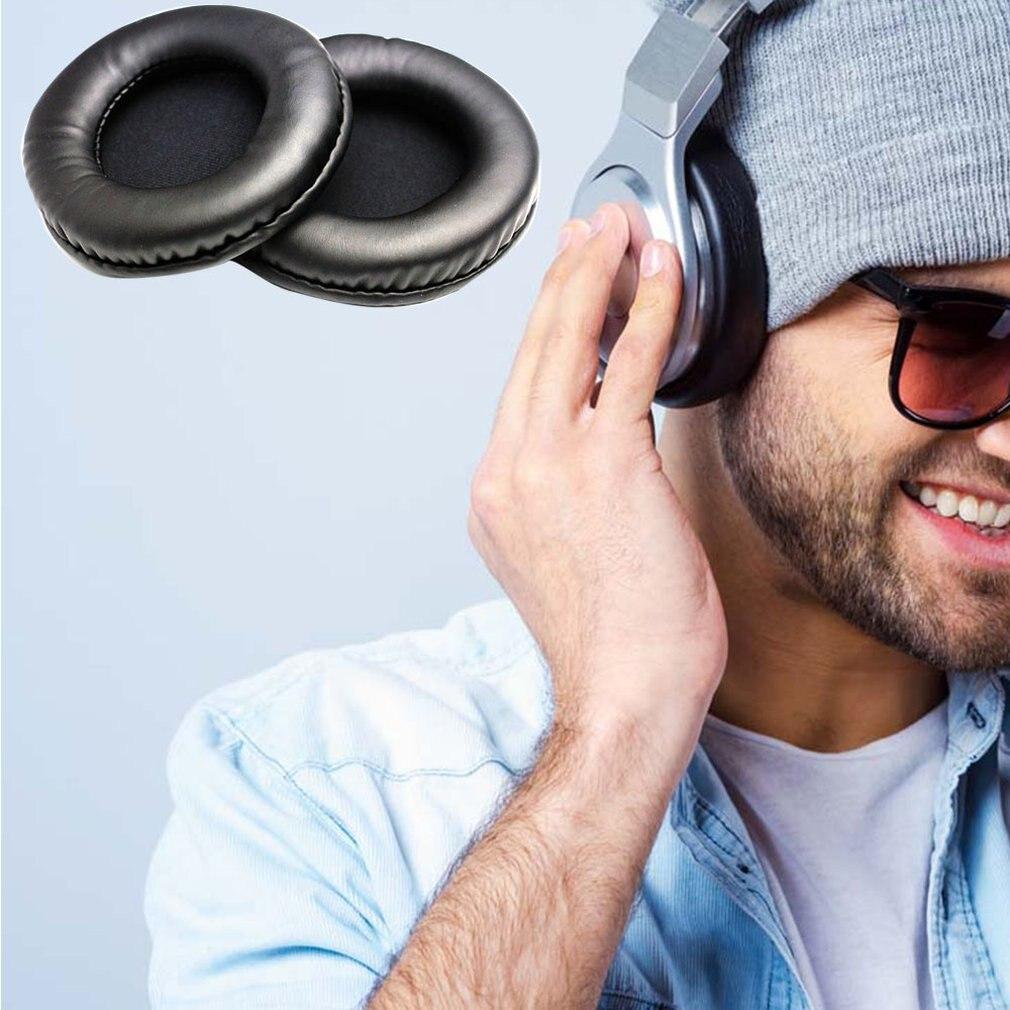 Universal Sponge Earphone Sleeve Diameter 95Mm Earmuffs Soft Foam Sponge Headphone Ear Cotton Earphone Sleeve Jzf-15