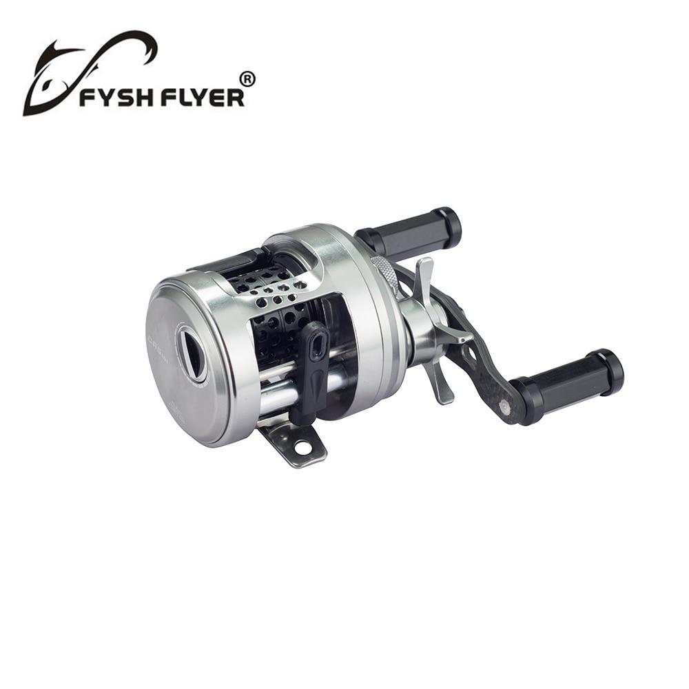 Baitcasting Sea Hawk Premium Fishing Reels 7 11BB Full Metal Magnetic Brake two model spool