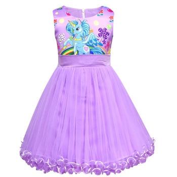 Little Unicorn Princess Dresses