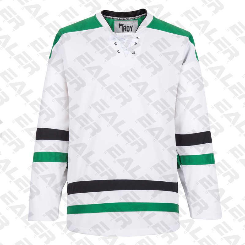 COLDINDOOR Бесплатная доставка Дешевые дышащие кроссовки пустой Хоккей свитер для практики, в наличии, на заказ, E018