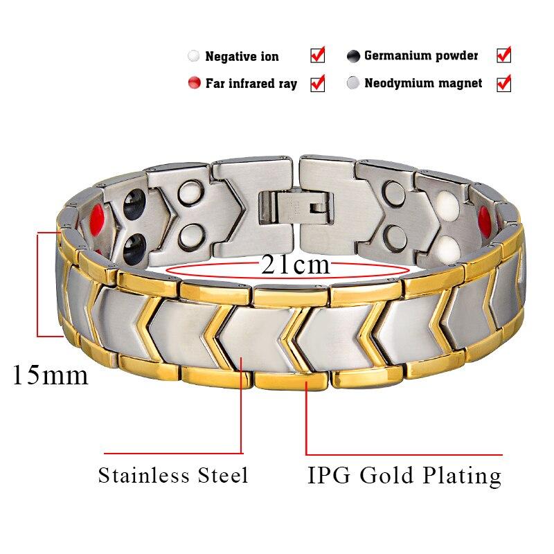 10202 Magnetic Bracelet Details 01