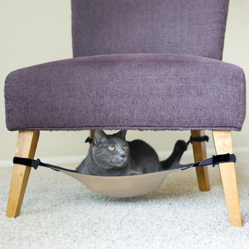 Новый кошачий гамак, удобный мягкий кошачий коврик для отдыха, коврик для питомца, кровать для котенка, домик для маленькой собаки, Щенячий гнезд, cama para gato bed lines hammock seathammock pet seat cover   АлиЭкспресс