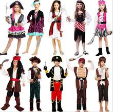 2019 Halloween Costumes for Boy Boys Kids Children Pirate Costume Fantasia Infantil Cosplay Clothing