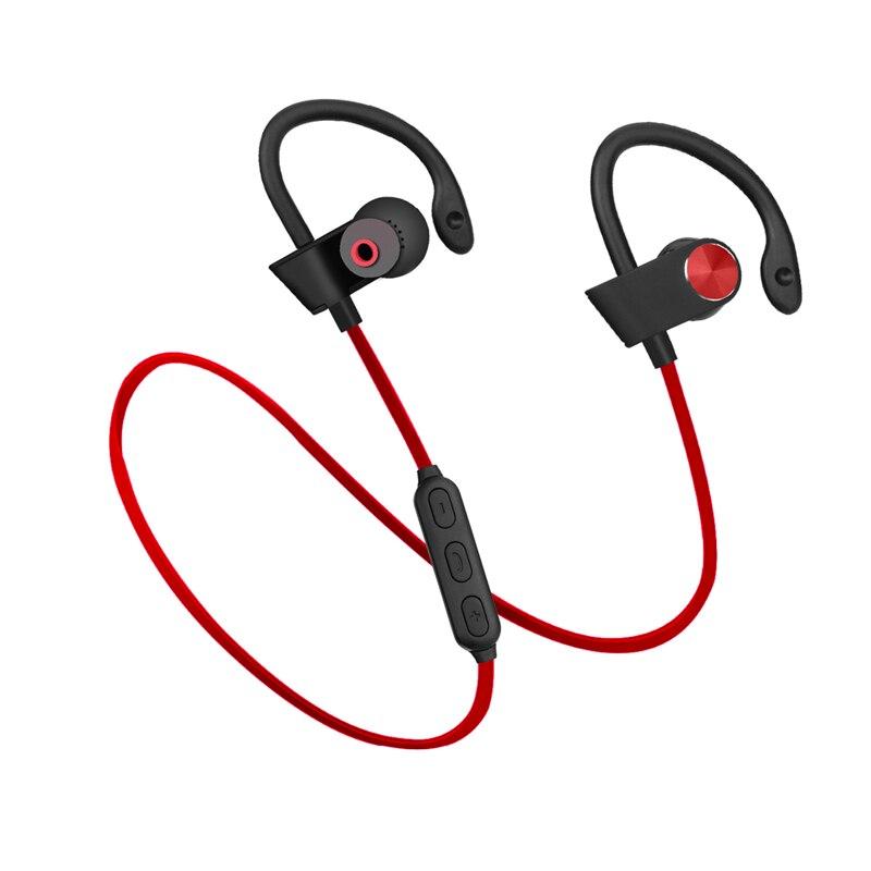 Yodeli L15 auricular Bluetooth impermeable IPX5 deporte auriculares inalámbricos auriculares estéreo de auriculares con micrófono para iPhone xiaomi