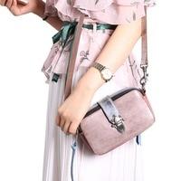 XIYUAN из воловьей кожи, красная сумка, женская сумка через плечо с застежкой, женские сумки, женские сумки через плечо, повседневные сумки месс