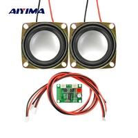 Aiyima Bluetooth Dual Channel Amplificatore Consiglio 3 W * 3 W Stereo Bluetooth Audio Amplifier Module Doppio Altoparlante DC3.3V-5V