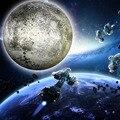 Новая горячая СВЕТОДИОДНЫЙ Удивительные Исцеления Луна Ночь Свет Лампы с Пультом дистанционного управления украшения крытый привело настенный светильник с отслеживая номером