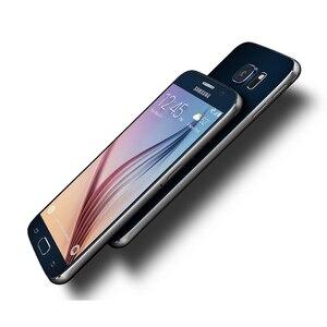 Image 2 - هاتف سامسونج جالاكسي S6 G920F/S6 Edge G925F الأصلي بذاكرة وصول عشوائي 3 جيجابايت وذاكرة قراءة فقط 32 جيجابايت ومعالج ثماني النواة وخاصية التطور طويل الأمد 16 ميجابكسل وشاشة 5.1 بوصات ونظام تشغيل أندرويد