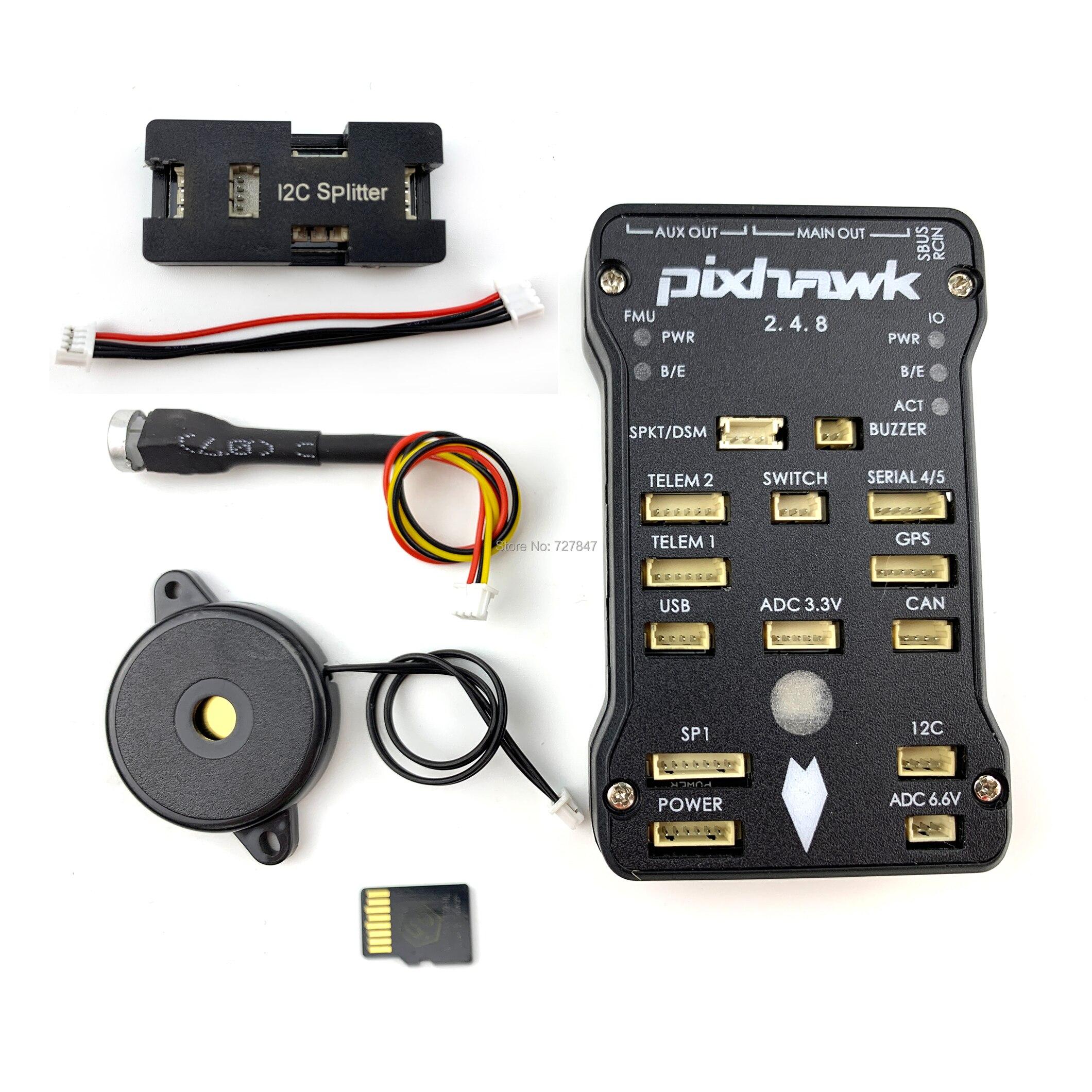 Upgrade F550 ZD550 550mm Carbon fiber Quadcopter Pixhawk PX4 PIX 2.4.8 Flight Control set 5010 750KV Motor 40A OPTPO ESC