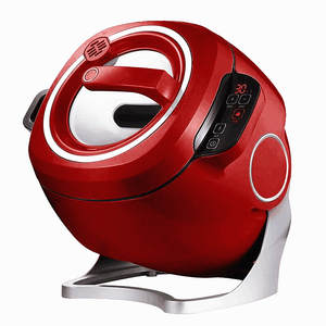 Pot Frying-Machine Multi-Cooker Intelligent Cooking Stir Electric Automatic Household