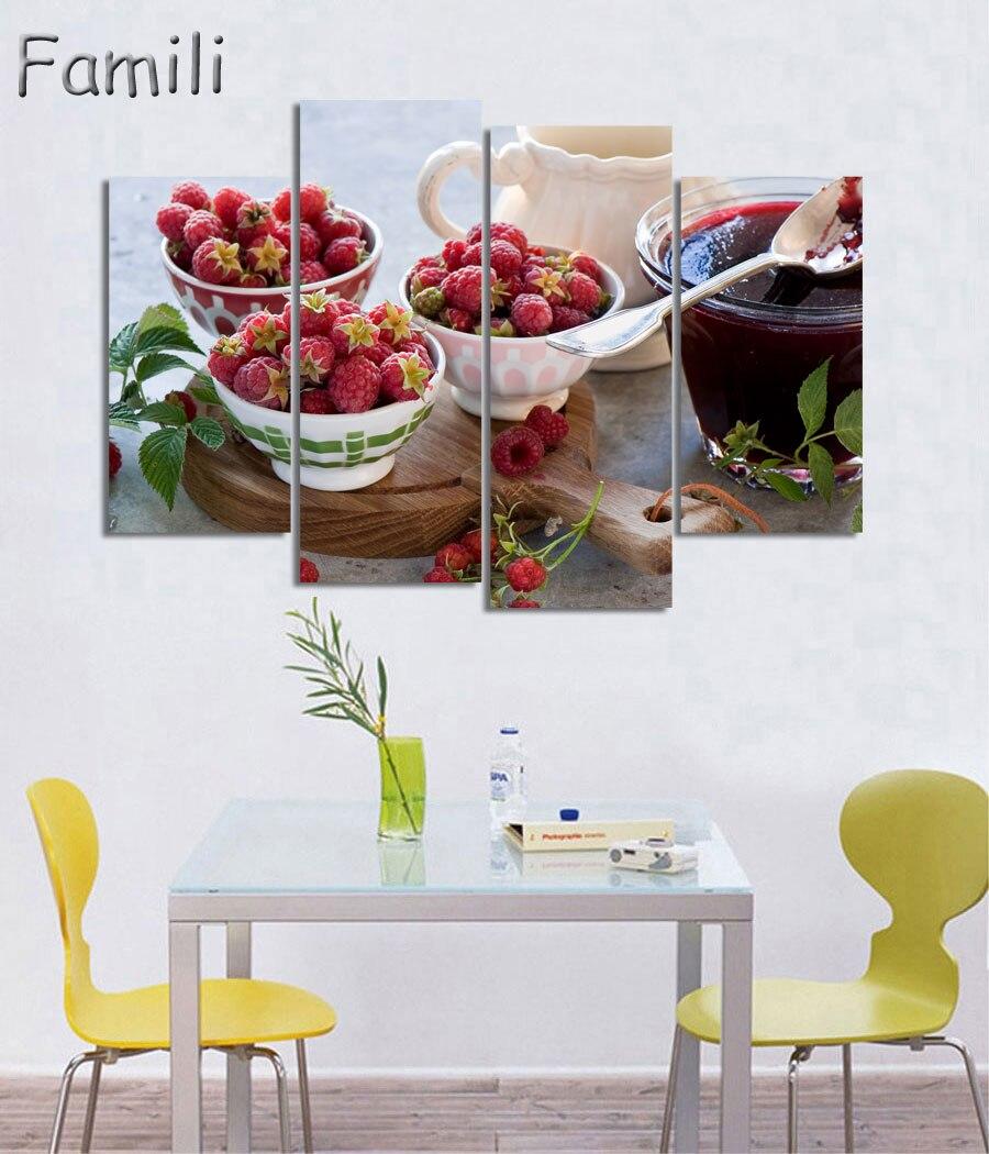 Atemberaubend Küche Leinwand Wandkunst Uk Fotos - Küchen Design ...
