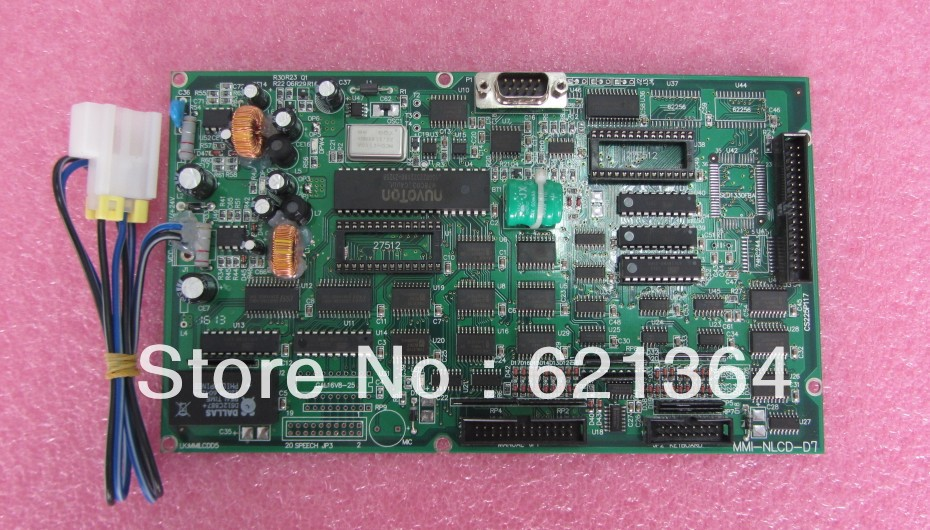 MMI-NLCD-D7 Techmation Motherboard for industrial use new and original 100% tested ok ...