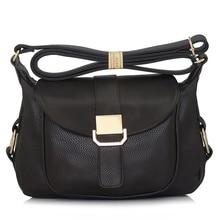 купить HOT!!!2015 New Fashion PU Composite Leather Women's Leather Handbag Shoulder Bag Women's Messenger Bags Free Shipping по цене 1330.63 рублей