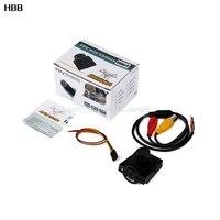 Mini HD 1 3 3 6mm 700TVL CCD IR Wide Angle Lens FPV Home Security Camera