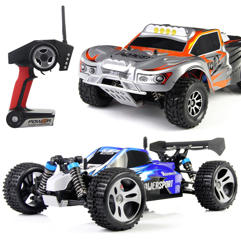2.4G four-wheel drive racing competition Car,racing off-road vehicle high speed remote control toys