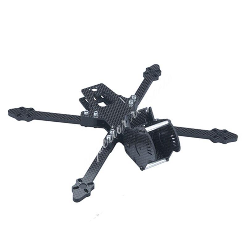 QAV220 220mm Full Carbon Fiber Frame Kit 5mm Arm for FPV Racing Drone Quadcopter  Only Квадрокоптер