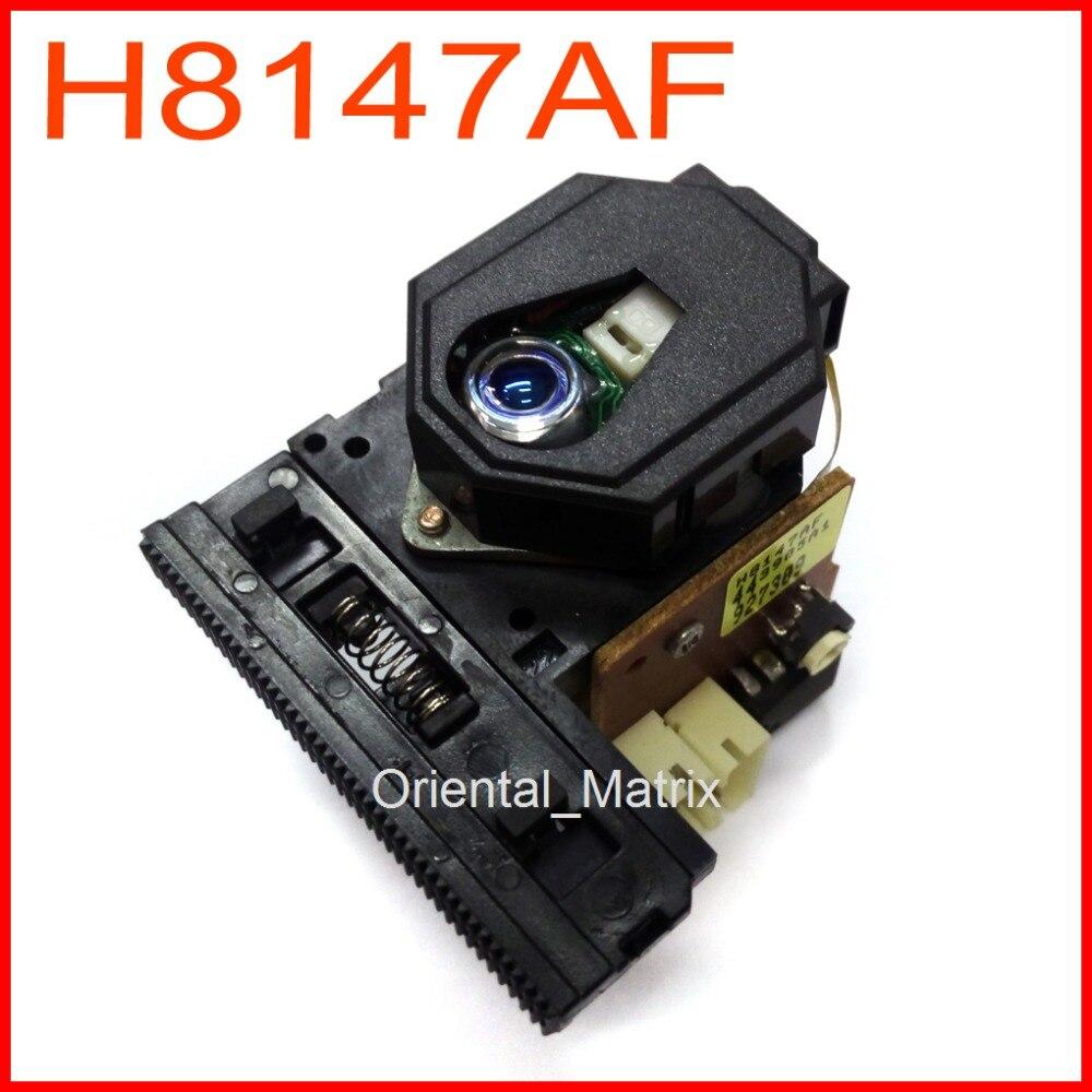 Spedizione gratuita h8147af ottica pick up cd lente laser per denon kenwood sony lettore cd ottico pick-up