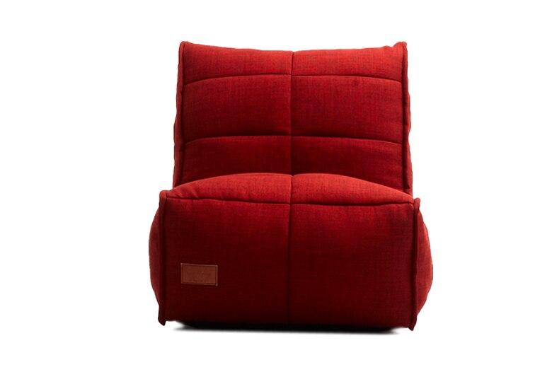 Modern Living Room Sofa Beanbag Chair Included Inside