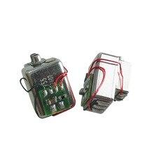 Boîtier de haut parleur à Armature équilibrée, HE 31751 récepteur, moniteur intra auriculaire, 2 pièces, à monter soi même
