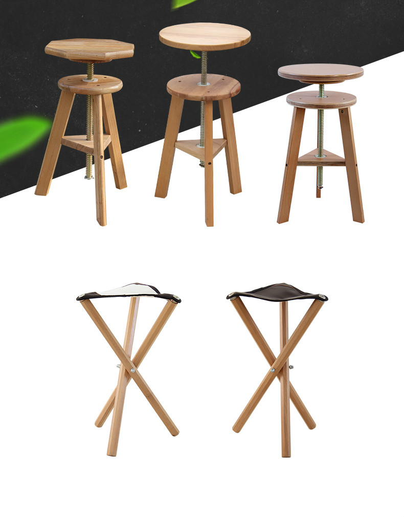 Pintura banquinho liftable artista pintura fezes cadeira