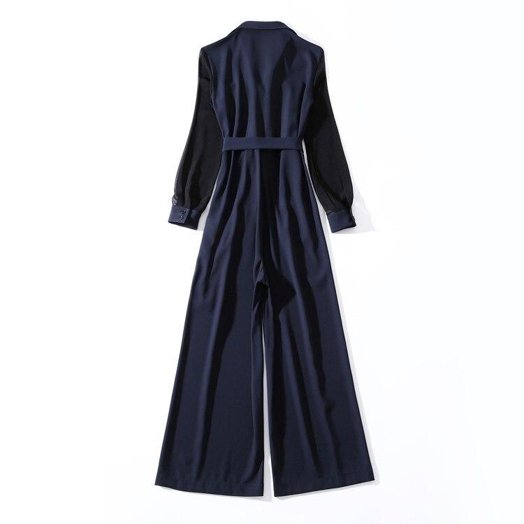 Style Partie Européenne Piste Luxe Ensembles 2019 Femmes Ps01342 Design Vêtements Mode De nWpvqccz4