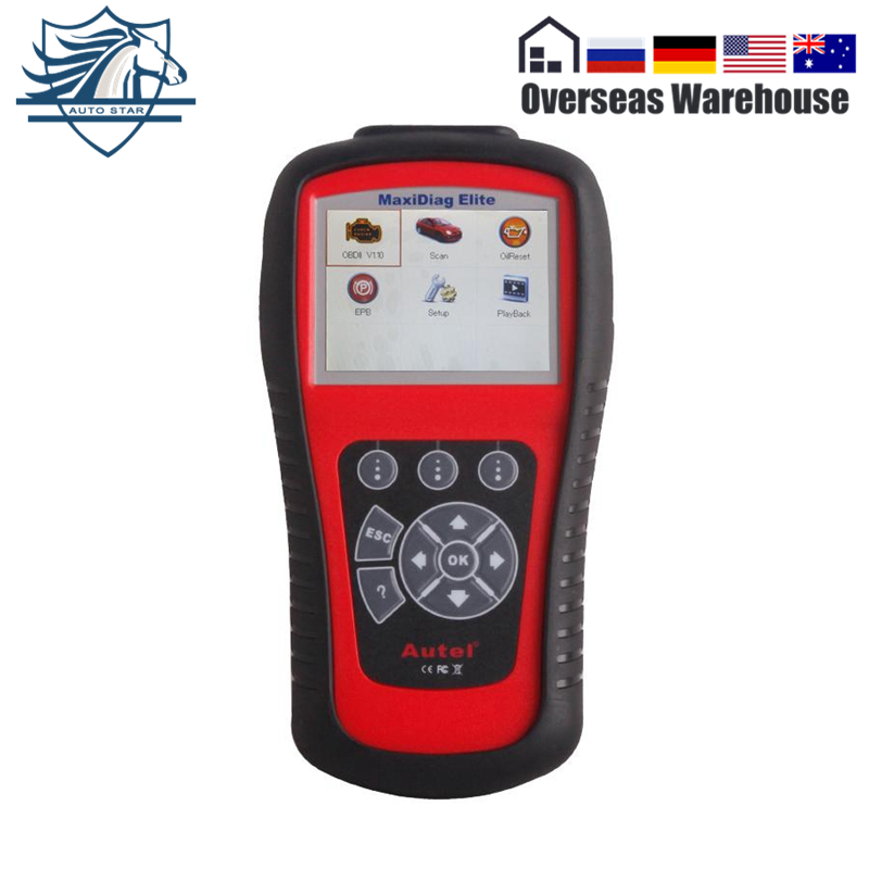 Autel AutoLink AL519 Car Scanner Code Reader Car Diagnostic Automotive Tool AL519 EOBD CAN Automotive Scanner Diagnostic-Tool