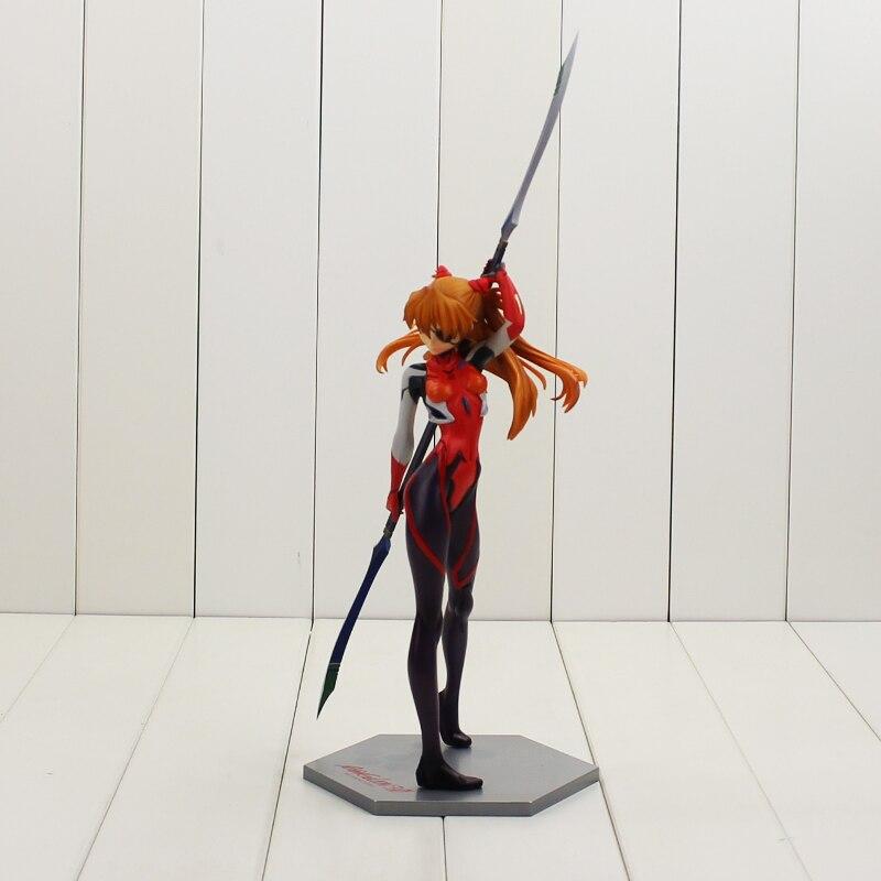 Figurine évangélique Eva néon genèse Asuka Langley Soryu figurine en PVC à collectionner modèle jouet
