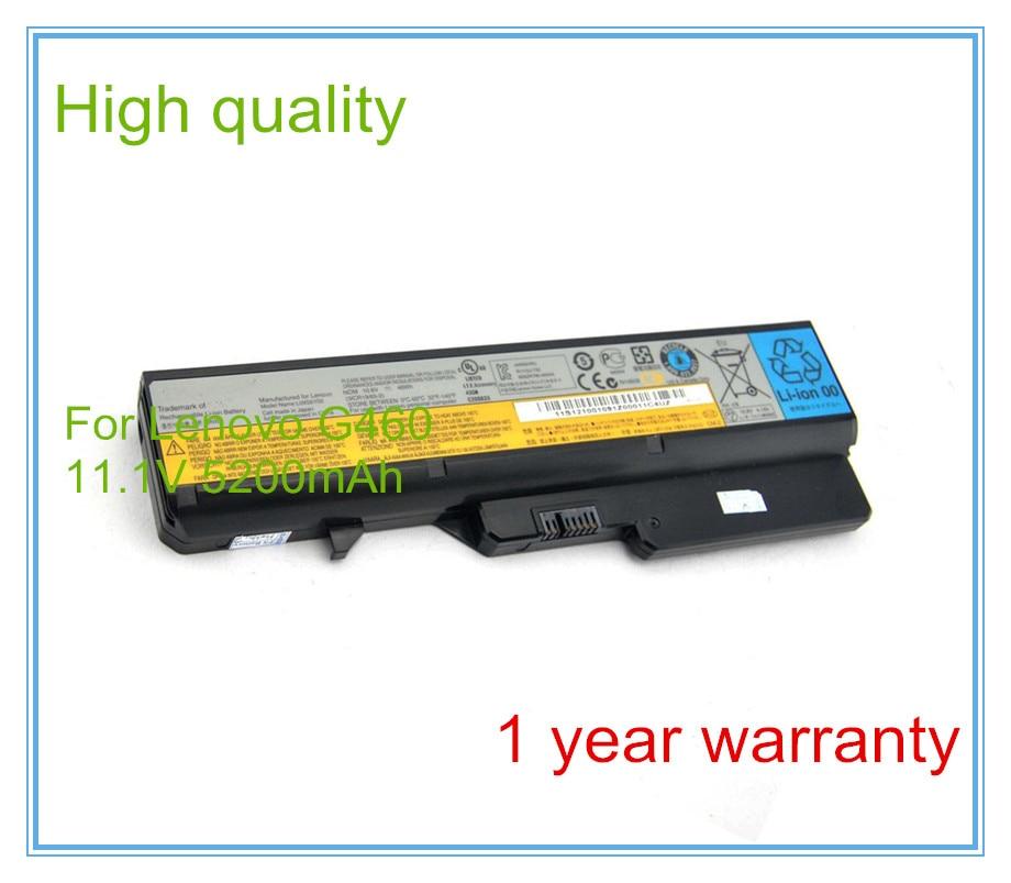 5200 MAH 6 zellen Laptop Batterien für G460 BATTERIE G470 Z460 Z470 G560 V360 Z560 V560 E47 Z370 Z465 B570 B575 V470