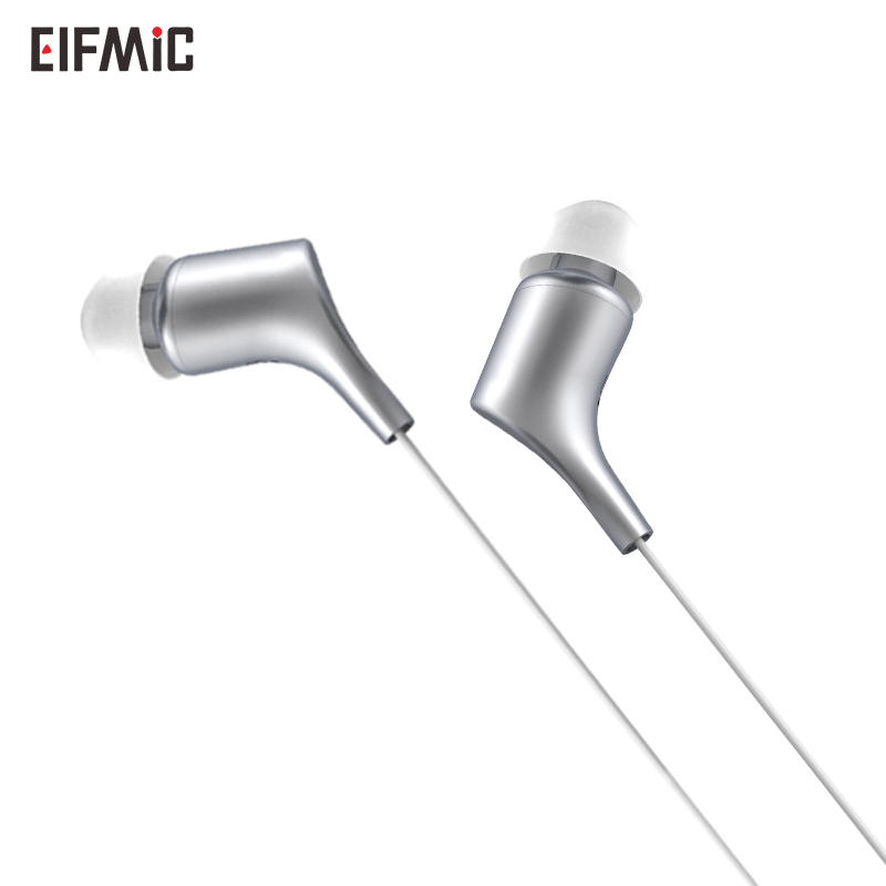Wholesale Hot Sale ELFMIC 3 5mm Wired In Ear Earbud Earphones hifi Headsets with Mic for