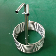 Super Efficient Stainless Steel Cooling Coil Home Brewing Wort Chiller Pipe Home Brew