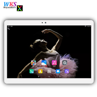 Newest 10 Inch Tablet PC Android 7 0 Phone Call Octa Core RAM 4GB ROM 32