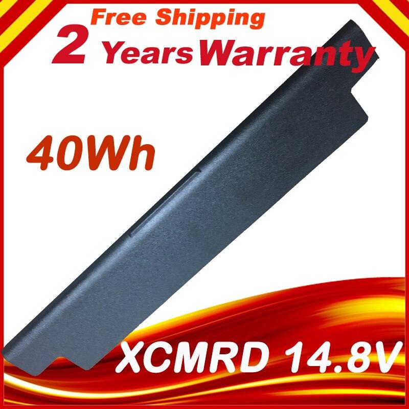 14.8 V bateria Do Portátil para DELL 40Wh 17R XCMRD Bateria Do Portátil Para Dell Inspiron 5721 17 3721 15R 5521 15 3521 14R 5421 14 3421 MR9