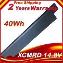 14.8V bateria Do Portátil para DELL 40Wh 17R XCMRD Bateria Do Portátil Para Dell Inspiron 5721 17 3721 15R 5521 15 3521 14R 5421 14 3421 MR9