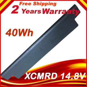 Image 1 - Аккумулятор для ноутбука DELL XCMRD, 14,8 в, 40 Втч, Аккумулятор для ноутбука Dell Inspiron 17R 5721 17 3721 15R 5521 15 3521 14R 5421 14 3421 MR9