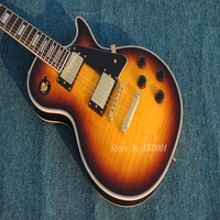 Custom Shop Classic Custom Electric Guitar Cherry Sunburst Made in China Guitar Factory free shipping
