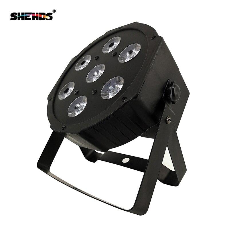 American DJ Plat SlimPar Quad 7 RGBW Couleur De Mélange LED 7x12 w DMX Lumière Uplighting Expédition Rapide