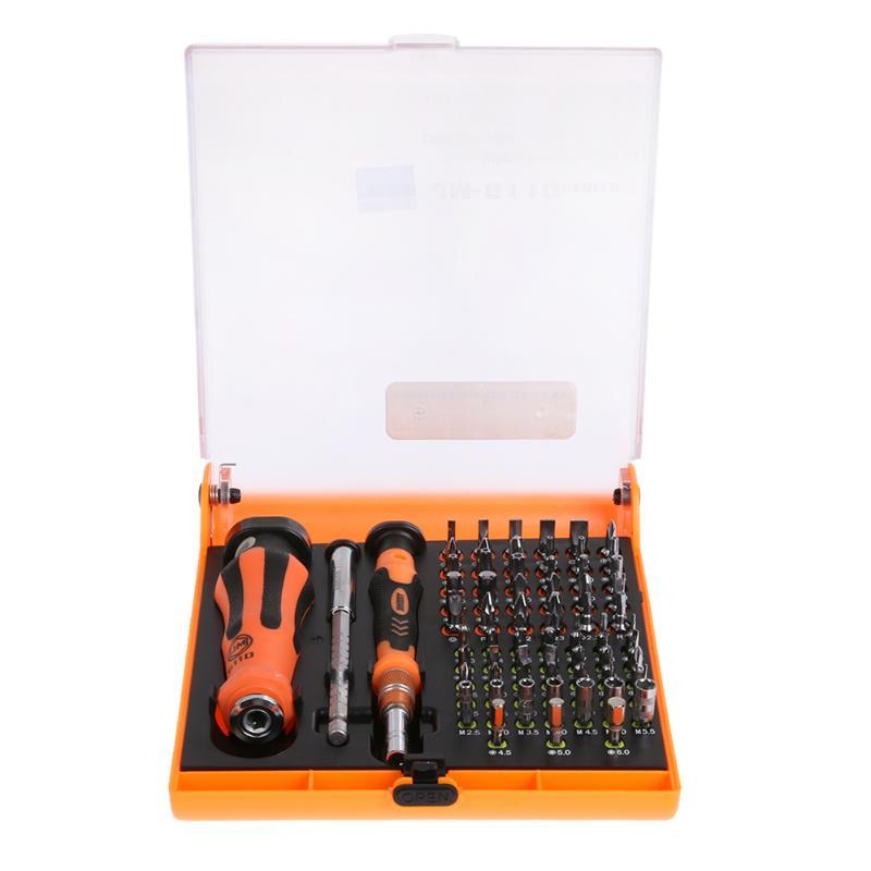 JAKEMY JM - 6110 Laptop Screwdriver Set Professional Repair Hand Tools Kit for Mobile Phone Computer Electronic Model DIY Repair
