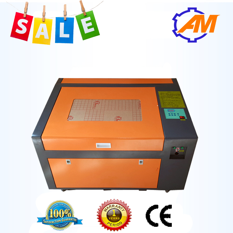 AM6040 Mini And Desktop Co2 Laser Engraving Cutting Machine Engraver 40W 6040 cnc laser engraving and cutting machine