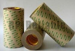 1x20 см, 200 мм * 55 м электронные тонкие прикрепляемые пленки, акриловые клейкие ленты и ленты с двойным покрытием 200MP, 3M 467MP