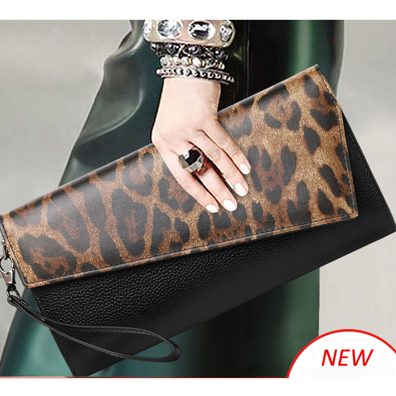 Fashion women's clutch bag genuine leather envelope bag clutch evening bag female Clutches Handbag 2018 high quality fashion women bag clutch leather bag clutch bag female clutches handbag 170209