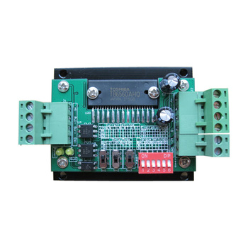 цена на TB6560 3A-1 stepper motor driver board single-axis current controller 10 files for wood router cnc machine