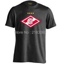 FC Spartak Moscow Mens & Womens Fitness T Shirt Personalized T Shirt