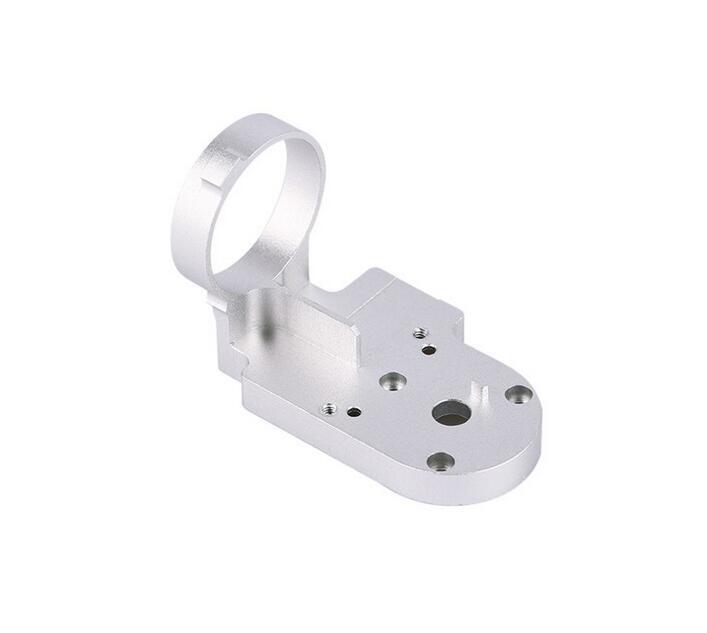 DJI Phantom 3 PRO/ADV Gimbal Roll Arm Replacement DIY kit HRC55 Aerometal CNC Mill Aluminum Parts