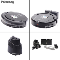3 In 1 Intelligent Robotic Vacuum Cleaner Auto Sweeper A320 Robot Mopping Mini Vacuum Cleaner